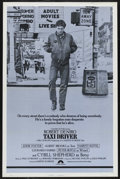 "Movie Posters:Crime, Taxi Driver (Columbia, 1976). One Sheet (27"" X 41"") Tri-Folded.Crime. ..."