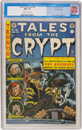 Golden Age (1938-1955):Horror, Tales From the Crypt #36 Gaines File pedigree 3/10 (EC, 1953) CGCNM+ 9.6 Off-white to white pages....