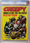 Magazines:Horror, Creepy #1 (Warren, 1964) CGC NM+ 9.6 Off-white pages....