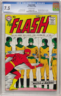 Silver Age (1956-1969):Superhero, The Flash #105 (DC, 1959) CGC VF- 7.5 Off-white pages....