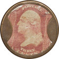 Encased Postage: , HB-29 EP-34 3¢ Ayer's Sarsaparilla Small Ayer's Fine to Very Fine.....