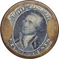 Encased Postage: , HB-141 EP-186 90¢ J. Gault Very Fine to Extremely Fine.. ...