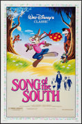 """Movie Posters:Animation, Song of the South (Buena Vista, R-1986). One Sheet (27"""" X 41"""")& Photos (8) (8"""" X 10""""). Animation.. ... (Total: 9 Items)"""