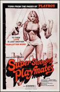 """Movie Posters:Sexploitation, Inside Amy & Others Lot (Marden, R-1976). One Sheets (3) (27"""" X41""""). Sexploitation. Reissue Title: Super Swinging Playmat...(Total: 3 Items)"""