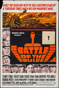 "Movie Posters:War, Battle of the Bulge (Warner Brothers, 1966). Australian One Sheet(27"" X 40""). War.. ..."