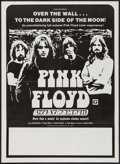 "Movie Posters:Rock and Roll, Pink Floyd: Live at Pompeii (Rock Film Distributors, R-1979).Australian Poster (25.5"" X 35""). Rock and Roll.. ..."