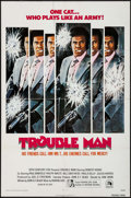 "Movie Posters:Blaxploitation, Trouble Man (20th Century Fox, 1972). One Sheet (27"" X 41""). Blaxploitation.. ..."