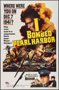 "Movie Posters:War, I Bombed Pearl Harbor (Parade, 1961). One Sheet (27"" X 41"") &Lobby Card Set of 8 (11"" X 14""). War.. ... (Total: 9 Items)"
