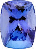 Estate Jewelry:Unmounted Gemstones, Unmounted Tanzanite. . ...