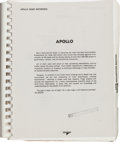 Explorers:Space Exploration, Grumman The Apollo Spacecraft News Reference Book....
