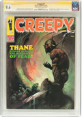 Magazines:Horror, Creepy #27 Signature Series (Warren, 1969) CGC NM+ 9.6 Off-white to white pages....