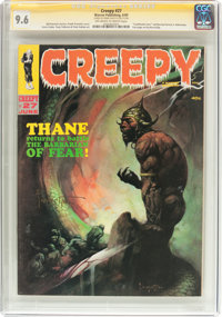 Creepy #27 Signature Series (Warren, 1969) CGC NM+ 9.6 Off-white to white pages