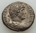 Ancients:Roman Provincial , Ancients: EGYPT. Alexandria. Lot of four BIL tetradrachms (AD41-192). Nearly Very Fine to Good Very Fine... (Total: 4 coins)