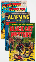 Golden Age (1938-1955):Miscellaneous, Harvey and ACG Golden and Silver Age Comics Group of 18 (Harvey, 1952-61) Condition: Average GD+.... (Total: 18 Comic Books)