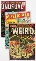 Golden Age (1938-1955):Miscellaneous, Comic Books - Assorted Golden Age Comics Group of 7 (Various Publishers, 1950-57).... (Total: 7 Comic Books)