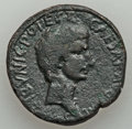 Ancients:Roman Imperial, Ancients: Augustus (27 BC-AD 14). Æ as (10.97 gm).Nearly Very Fine...