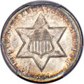 Three Cent Silver, 1859 3CS MS67 PCGS....