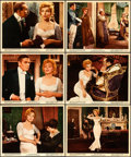 """Movie Posters:Romance, The Prince and the Showgirl (Warner Brothers, 1957). Color PhotoSet of 12 (8"""" X 10"""").. ... (Total: 12 Items)"""