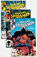 Modern Age (1980-Present):Superhero, Spider-Man Related Box Lot (Marvel, 1980s-90s) Condition: AverageNM....