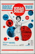 """Movie Posters:Musical, Hello Dolly! (20th Century Fox, 1970). One Sheet (27"""" X 41"""") Academy Award Style, Lobby Card Set of 8 (11"""" X 14""""), & Program... (Total: 10 Items)"""