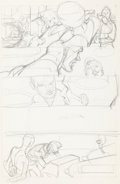 Original Comic Art:Miscellaneous, Gil Kane - Preliminary Artwork Original Art (c. 1970s)....