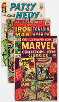 Silver Age (1956-1969):Superhero, Marvel Silver and Bronze Age Comics Box Lot (Marvel, 1960s-70s)Condition: Average GD/VG.... (Total: 3 Box Lots)