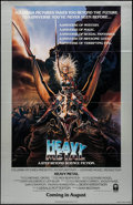 """Movie Posters:Animation, Heavy Metal (Columbia, 1981). One Sheet (27"""" X 41"""") Advance Teaser.Animation.. ..."""