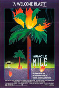 "Movie Posters:Action, Miracle Mile & Other Lot (Hemdale, 1988). One Sheets (2) (27"" X41""). Action.. ... (Total: 2 Items)"