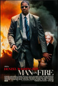 """Movie Posters:Action, Man on Fire & Other Lot (20th Century Fox, 2004). One Sheets(2) (27"""" X 39.75"""" & 27"""" X 40"""") DS. Action.. ... (Total: 2Items)"""