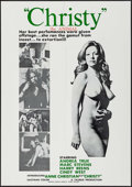 """Movie Posters:Adult, Christy & Others Lot (Taurus, 1975). One Sheets (2) (25"""" X 35.5"""" & 25"""". X 38""""), Uncut Pressbooks (2) (Multiple Pages, 11"""" X... (Total: 12 Items)"""