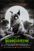 "Movie Posters:Animation, Frankenweenie & Other Lot (Walt Disney Studios, 2012). OneSheets (2) (27"" X 40"") DS Advance. Animation.. ... (Total: 2 Items)"