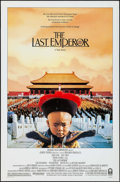"Movie Posters:Drama, The Last Emperor & Other Lot (Columbia, 1987). One Sheets (2)(27"" X 40"" & 27"" X 41""). Drama.. ... (Total: 2 Items)"