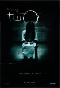 "The Ring Two & Others Lot (DreamWorks, 2005). One Sheets (3) (27"" X 40"") DS Advance. Horror. ... (Tota..."