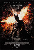 "Movie Posters:Action, The Dark Knight Rises (Warner Brothers, 2012). One Sheets (2) (27""X 40"") DS Advance Styles. Action.. ... (Total: 2 Items)"