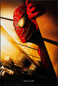 "Movie Posters:Action, Spider-Man (Columbia-TriStar Film Distributors International,2002). Spanish Language One Sheet (26.75"" X 39.5"") Advance Wor..."