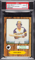Baseball Cards:Singles (1970-Now), 1979 Family Fun Centers (San Diego Padres) Ozzie Smith #3 PSA Gem Mint 10....