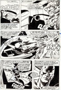Original Comic Art:Panel Pages, Gene Colan and Tony DeZuniga Daredevil #153 Story Page 2Original Art (Marvel, 1978)....