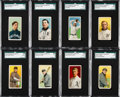 Baseball Cards:Lots, 1909-11 T206 White Border Collection (78) With 15 SouthernLeaguers. ...