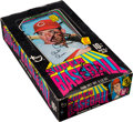 Baseball Cards:Unopened Packs/Display Boxes, 1970 Topps Super Baseball Wax Box With 24 Unopened Packs. ...