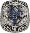 Baseball Collectibles:Others, 2015 New York Mets National League Championship Ring Presented toPitcher Alex Torres....