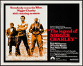 "Movie Posters:Blaxploitation, The Legend of Nigger Charley (Paramount, 1972). Half Sheet (22"" X 28""). Blaxploitation.. ..."