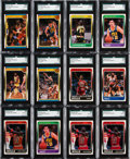 Basketball Cards:Lots, 1988 Fleer Basketball Cards & Stickers Hoard (1,900+) With100's of Stars & HoFers! ...