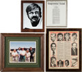 Football Collectibles:Photos, Mike Ditka Photographs and Mementos from Ditka's PersonalCollection....