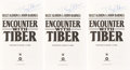 Autographs:Celebrities, Buzz Aldrin Signed Books (Three): Encounter With Tiber....(Total: 3 Items)