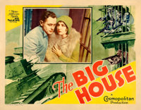 "The Big House (MGM, 1930). Half Sheet (22"" X 28"")"