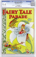 Golden Age (1938-1955):Humor, Fairy Tale Parade #4 Crowley Copy pedigree (Dell, 1942) CGC NM 9.4 Cream to off-white pages....