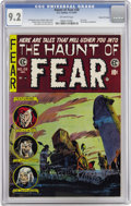 Golden Age (1938-1955):Horror, Haunt of Fear #28 Gaines File pedigree (EC, 1954) CGC NM- 9.2Off-white pages....
