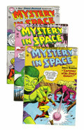 Silver Age (1956-1969):Science Fiction, Mystery in Space Group (DC, 1964-66) Condition: Average VF+.... (Total: 8 Comic Books)