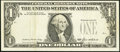 Error Notes:Missing Third Printing, Fr. 1913-J $1 1985 Federal Reserve Note. Very Fine-Extremely Fine.. ...