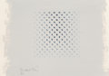 Post-War & Contemporary:Contemporary, Bridget Riley (b. 1931). Study for Deny, 1966. Gouache onpaper. 12-1/4 x 17-5/8 inches (31.1 x 44.7 cm) (sheet). Signed...